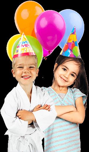 Martial Arts Action Martial Arts - Birthday Parties